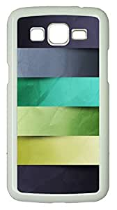 Samsung 2 7106 Case Colored Paper Lines Shelves146 PC Samsung 2 7106 Case Cover White