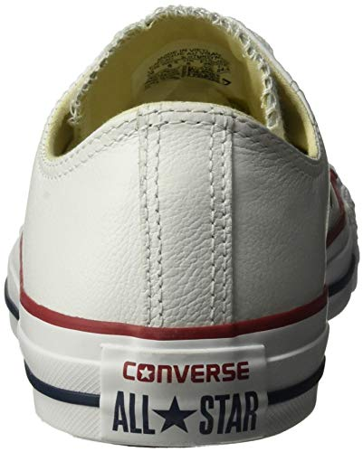 3 55 Ox Donna Core 246270 Sneaker Chuck Taylor Bianco Lea Converse xqgY0Bw0