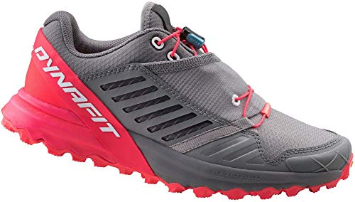 Dynafit Alpine Pro Running Shoe - Women's Quite Shade/Fluo Pink 8