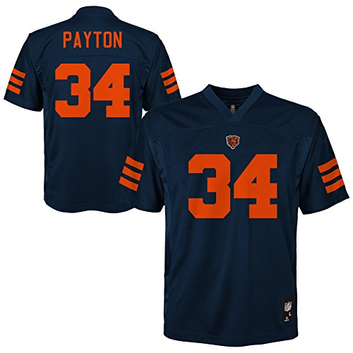 NFL Chicago Bears Walter Payton Youth Boys Alternate Color Player Jersey