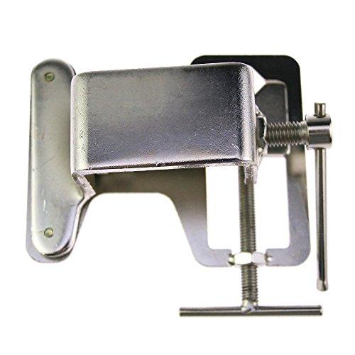 Suoyigou Stainless Steel Practice Lock Vise Clamp Clamp (SUOYIGOU) by Suoyigou