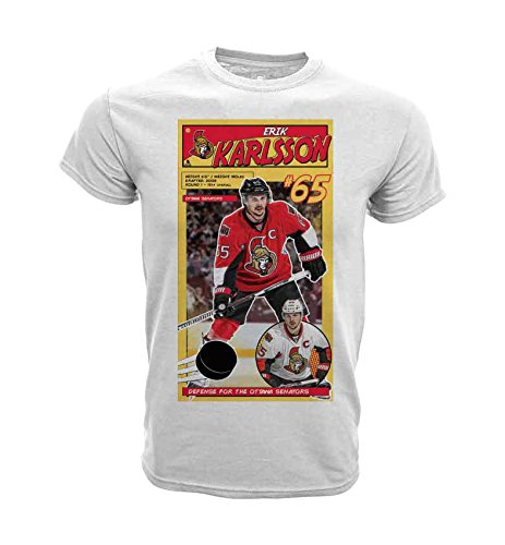 promo code 566c5 d999f Amazon.com : Levelwear First Issue Youth Tee-Erik Karlsson ...