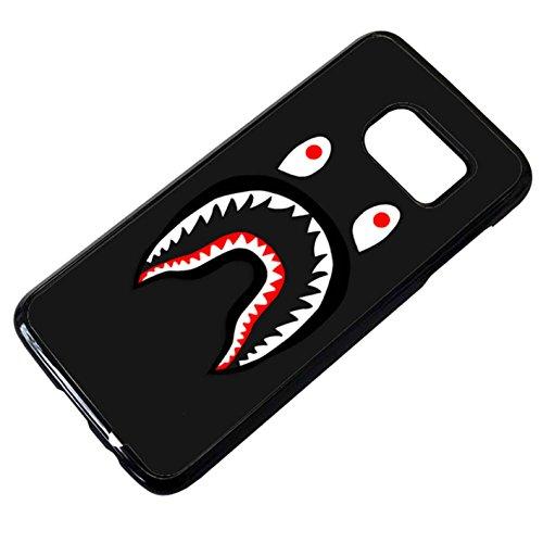 Bape Shark Samsung Black Plastic product image