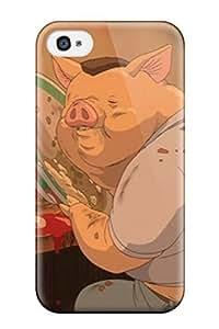 New Case Cute Tpu Candice Mclaughlin Spirited Away case cover For Iphone 4/4s QehBv9TIdGu