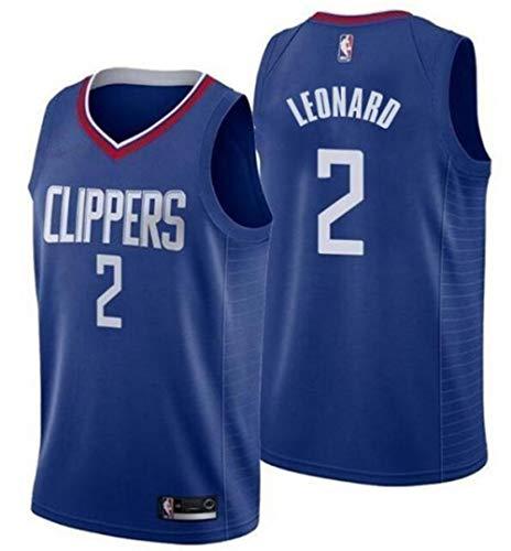 - VF LSG Men's Los Angeles Clippers #2 Kawhi Leonard Jersey Blue L