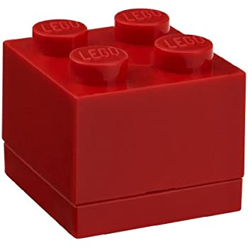 LEGO Mini Box 4, Red