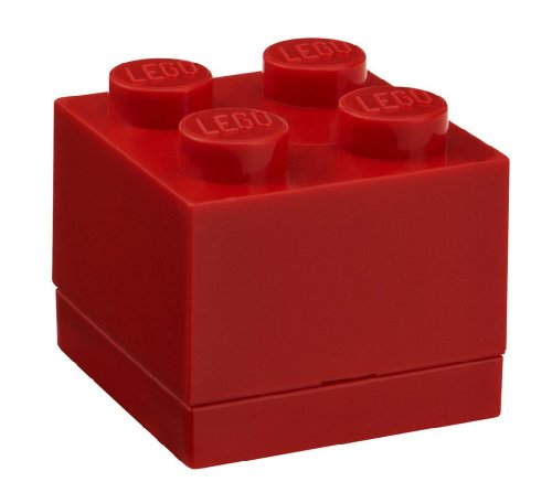 LEGO Mini Box 4 Red product image