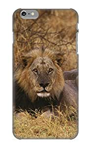 Design High Impact Dirt/shock Proof Case Cover For Iphone 6 Plus (Lion)