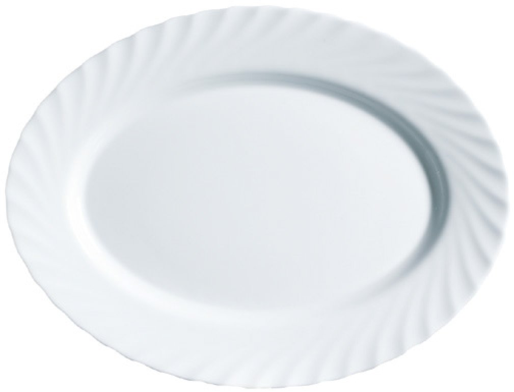 Luminarc Trianon Oval Platter 65669