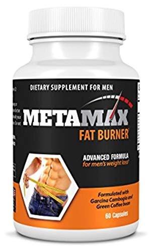 Amazon Com Metamax Mens Weight Loss And Diet Pills Garcinia