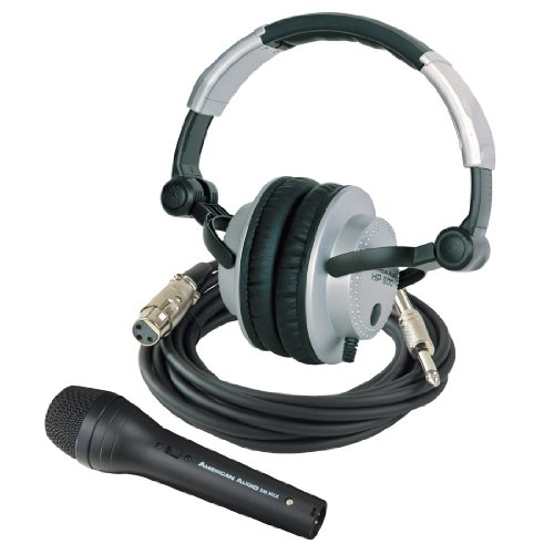 American Audio Microphone (American Audio Stage & Studio Kit)