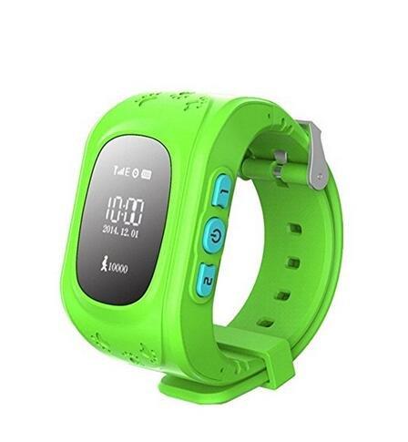 Kids GPS reloj inteligente teléfono Q50 niños Smartwatch SOS ...