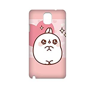 Generic Slim Phone Case For Boy With Molang Rabbit For Samsung Galaxy Note3 Full Body Choose Design 1-5