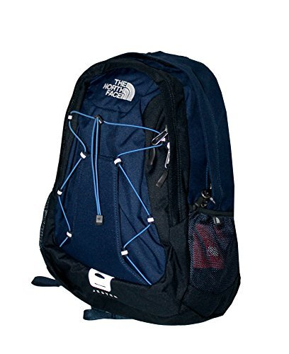 The North Face Womens Jester Laptop Backpack BOOK BAG (Estate Blue) by The North Face
