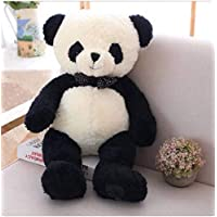 kashish Trading company Black & White Soft/Cuddle/Huggeable Panda Teddy Bear 60 cm