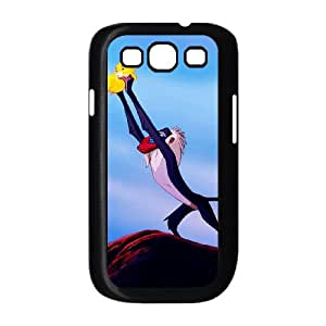Disney The Lion King Character Rafiki Samsung Galaxy S3 9 Cell Phone Case Black gift pp001_6435229