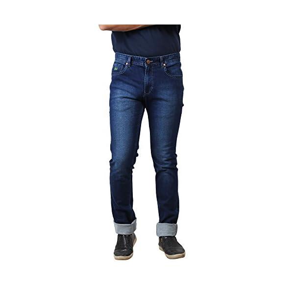 Numero Uno Blue Low Rise Slim Fit Jeans 2021 August Fit Type: Slim Numero Uno Blue Low Rise Slim Fit Jeans(Martin Fit) Numero Uno Blue Low Rise Slim Fit Jeans(Martin Fit)