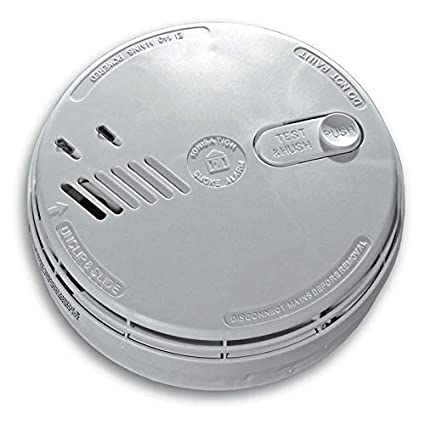 3 x AICO EI141 240 V de corriente ionización DETECTOR de humo