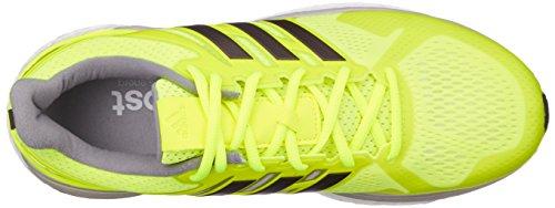 Hommes Adidas Super Chaussures De Course Nova St M Multicolore (trace Jaune / Gris Solaire Atteint. F17 / F17 Trois Gris)