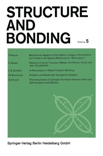 Structure and Bonding (English and German Edition)