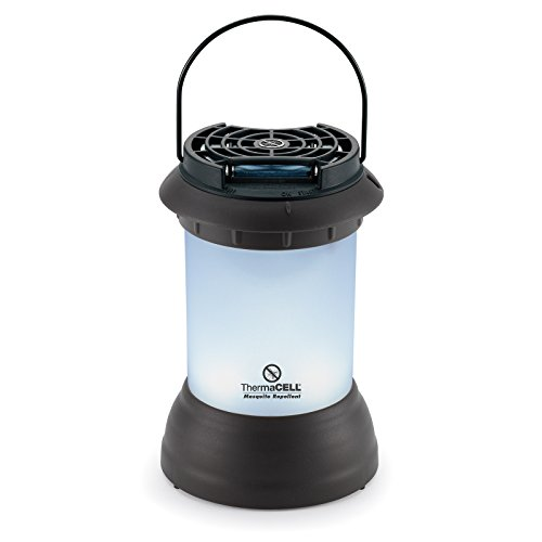 - ThermaCELL MR-9SB Mosquito Repellent Pest Control Outdoor and Camping Cordless Lantern , Dark Bronze