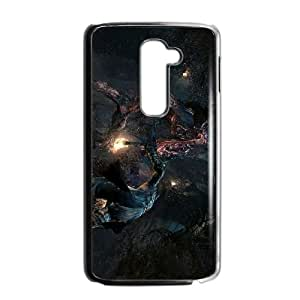 LG G2 Cell Phone Case Black Bloodborne ISU226162