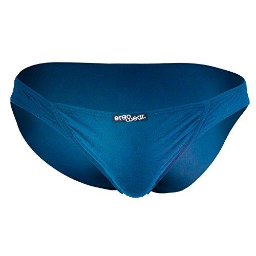 ErgoWear EW0215 FEEL Suave Bikini Turquoise Color Turquoise Size L by ErgoWear