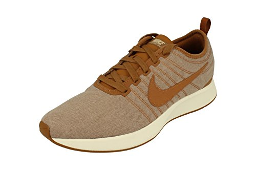 White NIKE Brown Mens Sneakers Racer Running Sail Shoes 200 924448 Dualtone Ale PRM Trainers qf4vUqw
