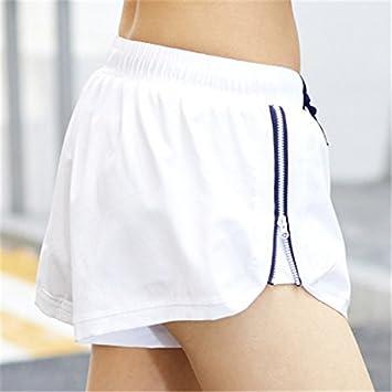 MAYUAN520 Yoga Shorts Deportivos Sportswear Mujer Gimnasio ...