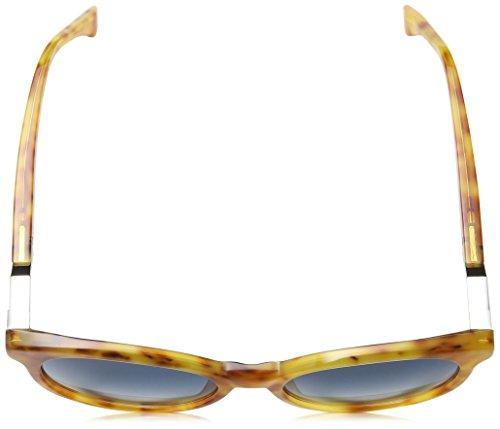 de Fendi 086 S para FF Gafas Havana Mujer Sf 52 08 0231 Dark Marrón Sol Dark Blue nYqwHCFq