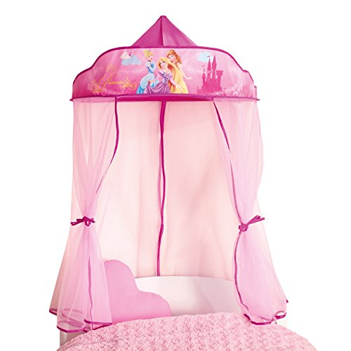Disney Princess Bed Canopy for Single Bed and Toddler Bed by Disney Princess - Disney Princess Bed With Canopy
