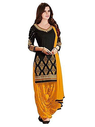 6aa1d03401 Lady Loop Women's Cotton Salwar suit (LLDM06_Beige_Free Size): Amazon.in:  Clothing & Accessories