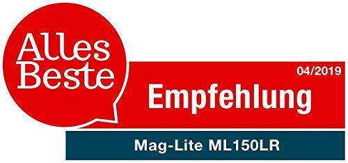 Mag-Lite ML150LR LED Torcia akkubetrieben 1082lm 79h 439g