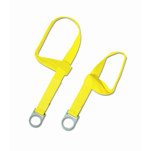 Guardian Fall Protection 01630 4-Foot X-ARM-48 Cross Arm Strap with Pass-Thru Loop