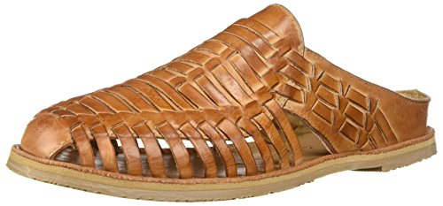 Very Volatile Women's Cheeky Flat Sandal, Tan, 7 M US