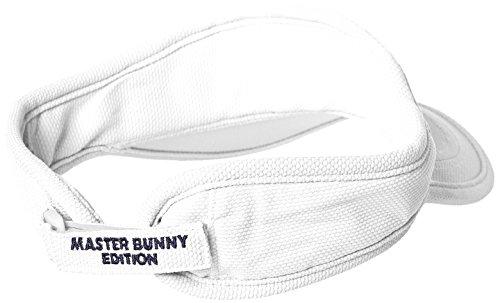 [マスターバニー][メンズ] 軽量 サンバイザー (ドライ フィール 速乾) / 158-8187411 / 帽子 ゴルフ メンズ