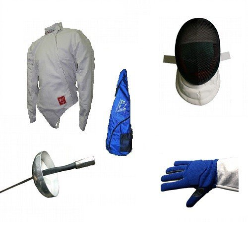 Deluxe 5 Piece Epee Beginner Set