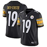 Mitchell & Ness Men's NFL Juju Smith-Schuster Pittsburgh Steelers #19 Jersey-Black
