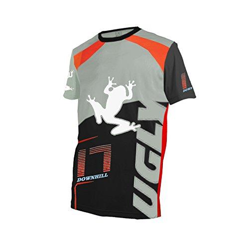 Uglyfrog MT04 Designs Bike Wear Men s Downhill Jersey Rage MTB Cycling Top  Cycle Motocross Mountain Bike 6b594a513