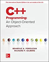 C++ Programming: An Object-Oriented Approach Front Cover