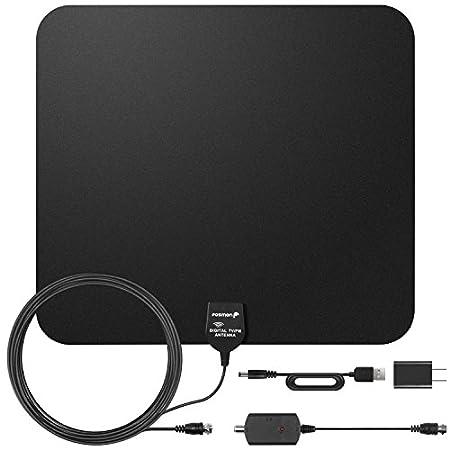 Fosmon Indoor Ultra Thin HDTV Antenna
