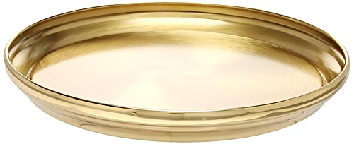 Communion Ware Brass (Solid Brass Communion Tray Base)