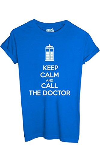 T-Shirt KEEP CALM DOCTOR WHO - FILM by iMage Dress Your Style