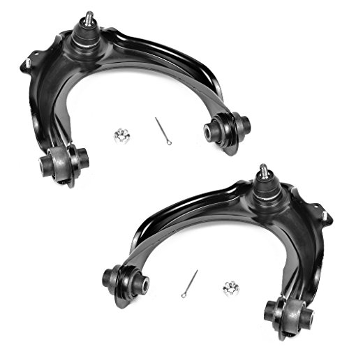 MECHAPRO K620616+K620617 2PCS Set Front Upper Control Arm Assembly for Honda Accord and Acura TSX