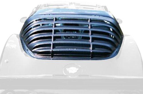 Willpak Industries 1564 ABS Car Louver for Chrysler//Dodge