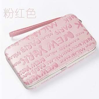 Baellerry Leather Card Cash Holder Bifold Wallet
