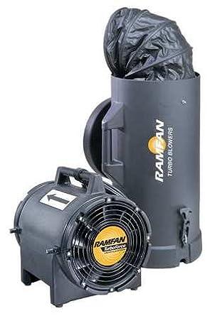 Conf.Sp. Ventilador Ax. Ex-PRF 8 in 1/3 HP 115V batería no ...
