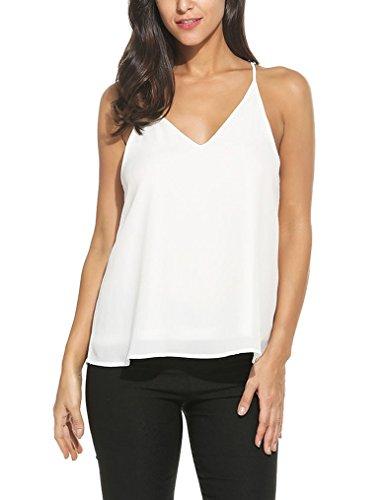 halife-womens-pleated-chiffon-tops-v-neck-casual-cami-tank-tops-l-white