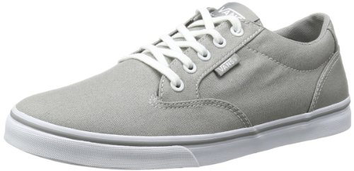 canvas D Winston Sneaker canvas Low W weiß Bianco D Donna Wild Vans CpgqwvXW