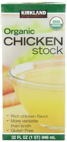 Signature Organic Chicken Stock